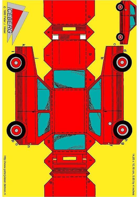 3d auto fahren
