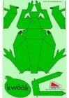 Basteln Frosch