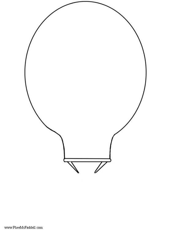 basteln heissluftballon teil 2 basteln f r kinder 6917. Black Bedroom Furniture Sets. Home Design Ideas