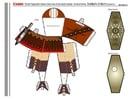 Basteln Römischer Krieger Teil 2