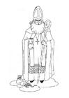 Malvorlagen Sankt Nikolaus 65 Ausmalbilder
