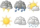 Bild 02 - Wettersymbole