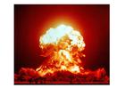 Foto Atomexplosion