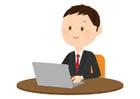 Bild Bürokauffrau