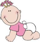 Bild Baby Mädchen