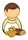 Bild Bäcker