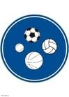 Bild Ballspiel erlaubt