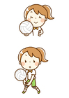 Bild Ballspiel