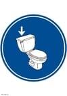 Bild Bitte spülen