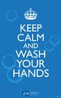Bild Bleib ruhig und wasche deine Hände