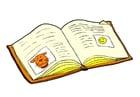 Bild Buch - lesen