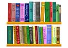 Bild Bücherregal
