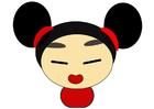 Bild Chinesisches Mädchen