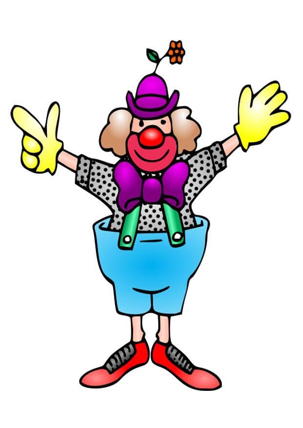 malvorlagen fasching clown  tippsvorlage
