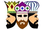 Bild die heiligen Könige