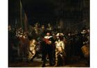 Bild Die Nachtwache - Rembrandt