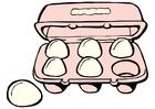 Bild Eier