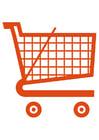 Bild Einkaufswagen