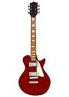 Bild elektrische Gitarre