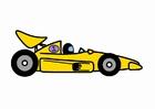 Bild F1 Rennauto