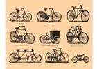 Bild Fahrräder