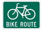 Bild Fahrradroute
