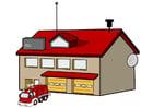 Bild Feuerwehrkaserne