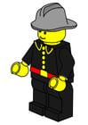 Bild Feuerwehrmann