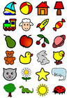 Bild Figuren für Kinder