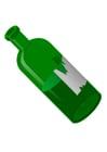 Bild Flasche
