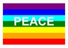 Bild Friedensflagge