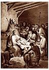 Bild Geburt Jesu