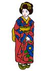 Bild Geisha