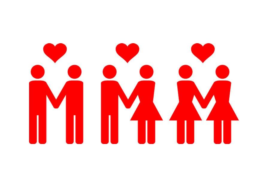 bild gleichberechtigung  kostenlose bilder zum ausdrucken