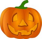 Bild Halloween Kürbis