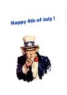 Bild Happy 4. Juli