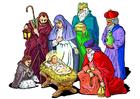 Bild Jesu Geburt