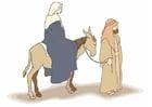Bild Josef und Maria