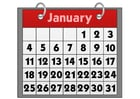 Bild Kalender - Januar