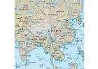 Bild Karte China