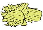 Bild Kartoffelchips