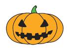 Bild Kürbis Halloween