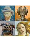Bild Kunst - Collage