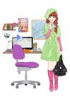 Bild Mädchenzimmer