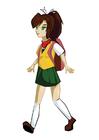 Bild Manga Mädchen