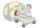 Bild MRT Scanner