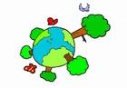 Bild Natur - Klima - die Erde
