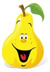 Bild Obst - Birne