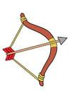 Bild Pfeil und Bogen