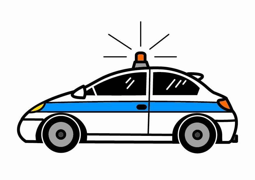Atemberaubend Ausmalbilder Polizei Autos Car Bilder - Druckbare ...